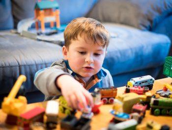 Klocki konstrukcyjne dla dzieci
