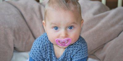 Smoczki anatomiczne zapobiegają wadom zgryzu u dziecka