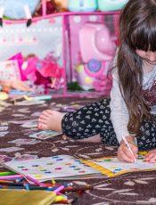 Wykładzina w pokoju dziecka – zalety i rodzaje